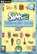 Boitier Sims 2 : Cuisine et Salle de bain Design