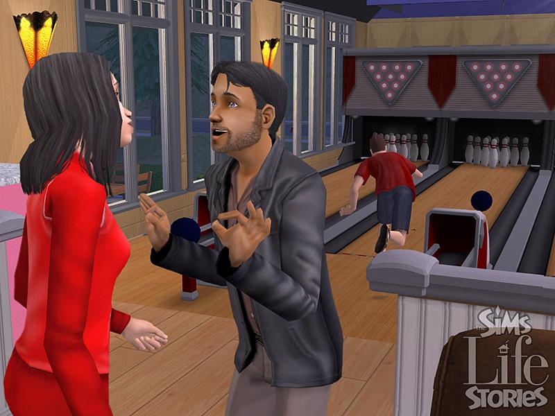 Les Sims 2 : Histoires de Vie