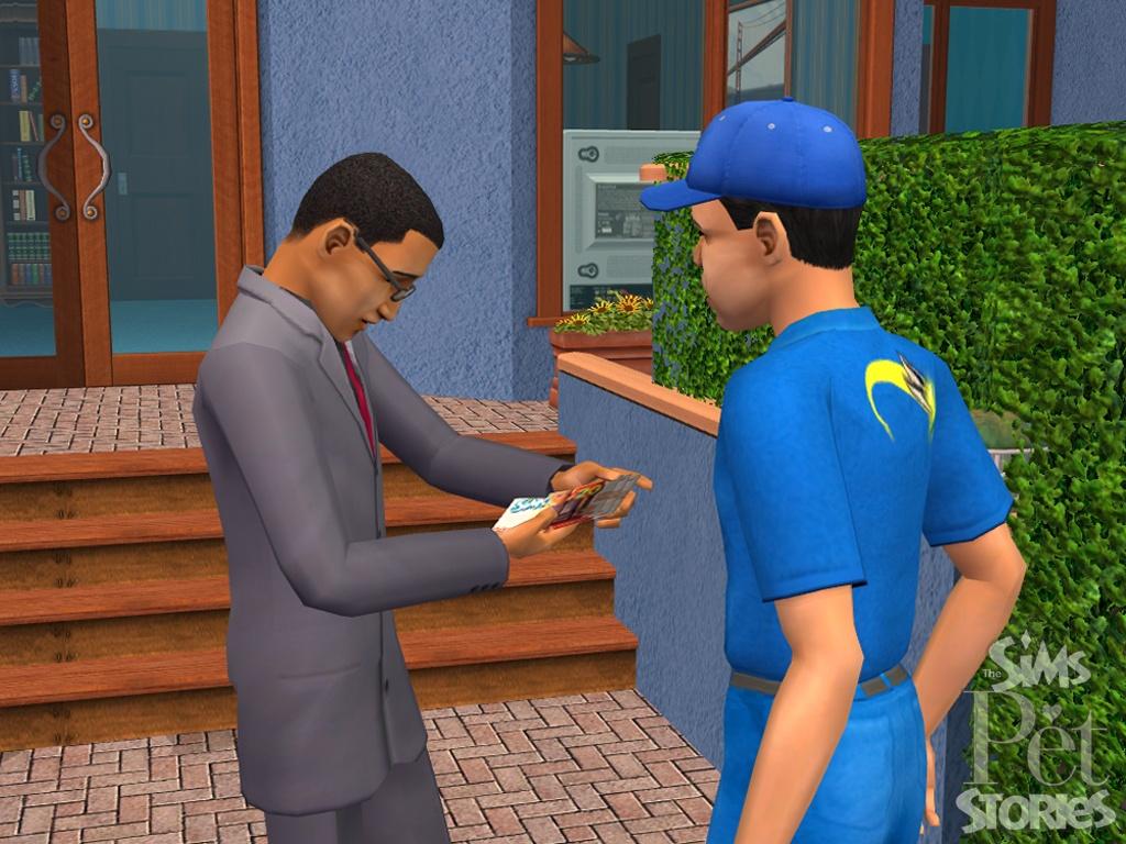 Les Sims 2 : Histoires d'Animaux