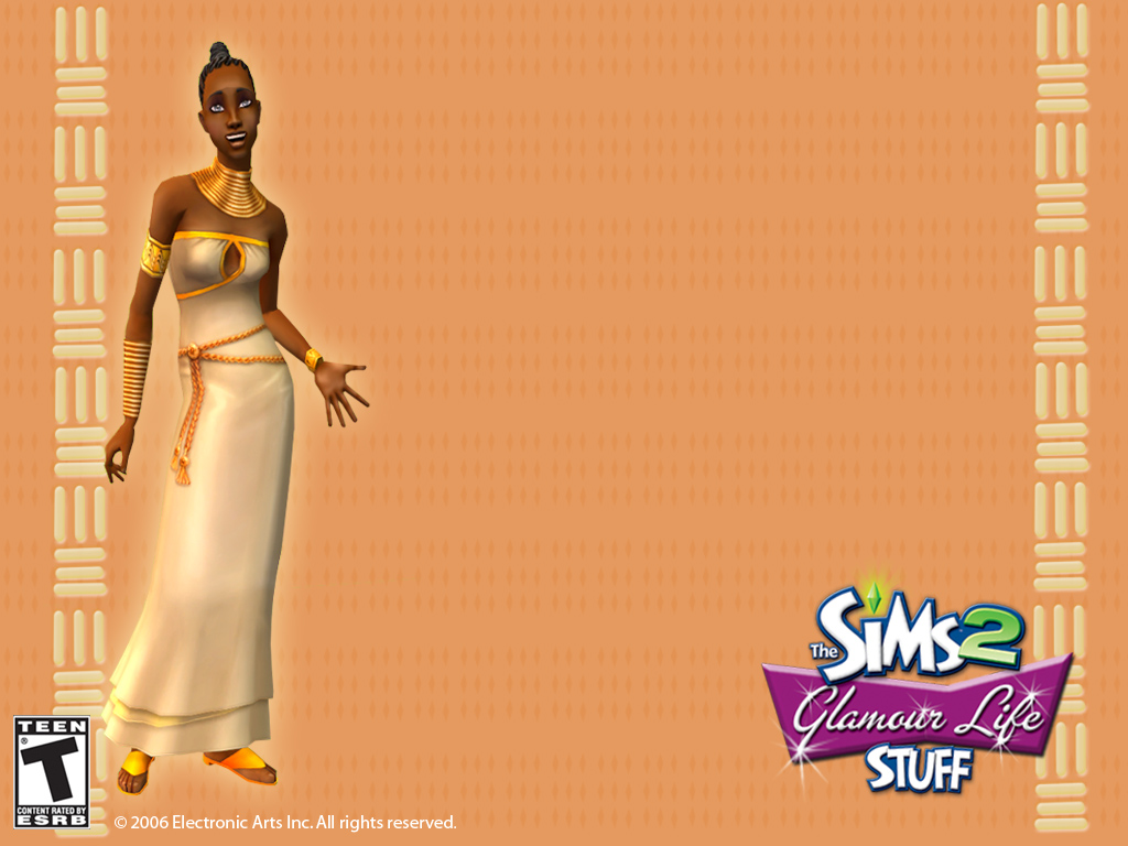 Les Sims 2 : Glamour Kit