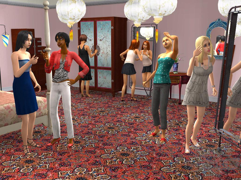 Les Sims 2 : H&M Fashion Kit