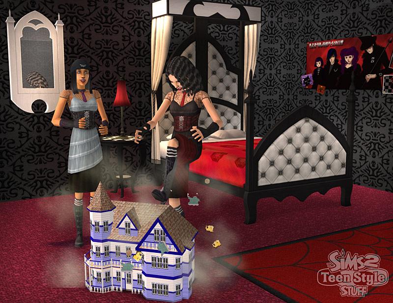 Les Sims 2 : Tout pour les ados