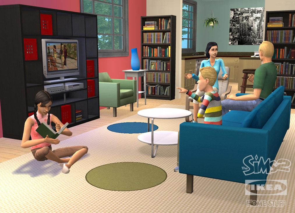 Les Sims 2 : IKEA Home Design Kit
