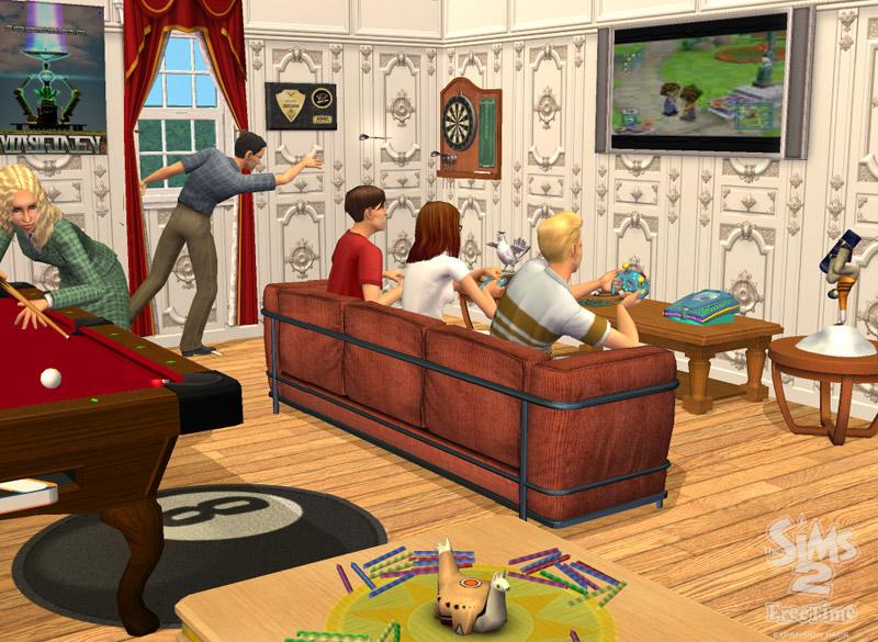Les Sims 2 : Quartier Libre