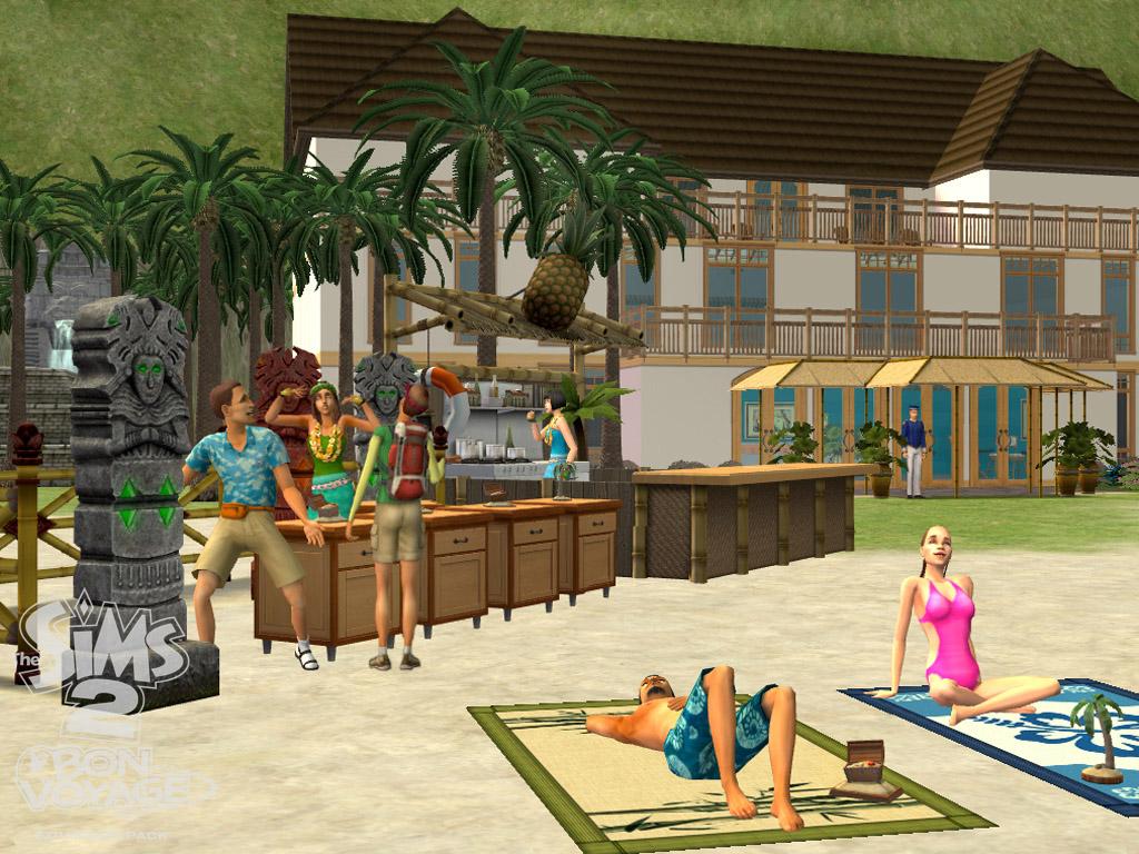 Les Sims 2 : Bon Voyage