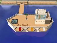 maison-bateau sims 2